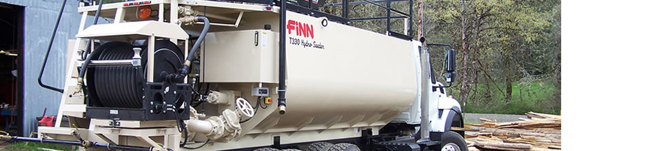 Finn equipment rental