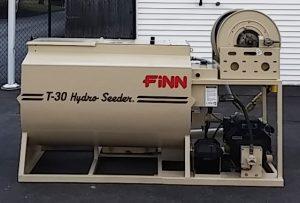 Finn T30 hydroseeder