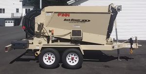 Finn BB 302 bark blower
