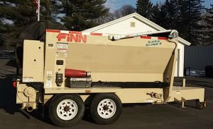 Finn BB5T bark blower