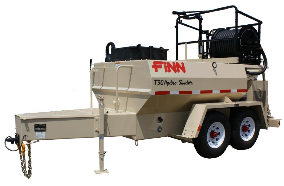 T90 Finn Hydroseeder Hydrograsscorp Com