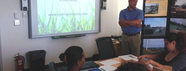 hydrograsscorp.com seminar photos