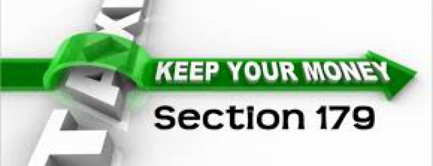 Did You Know This About Section 179?