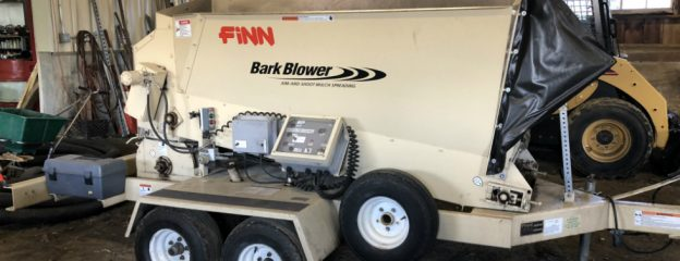 1998 BB302 Finn Bark Blower