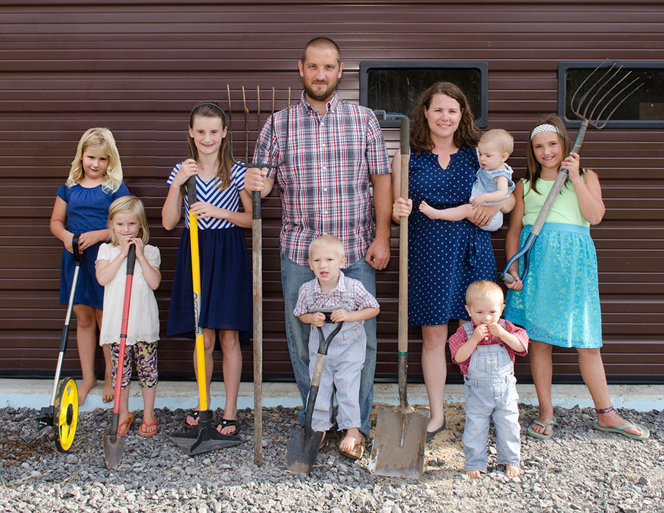 customer profile: Zehr family