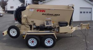 Finn 2018 BB302 bark blower