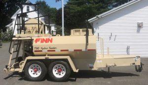 T90 Finn hydroseeder
