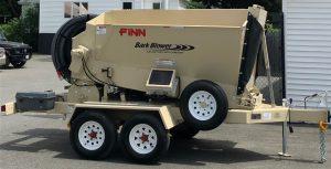 Finn barkblower 302