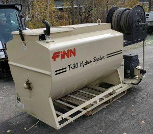 hydroseeder Finn T30
