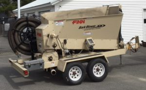 Finn 302 bark blower