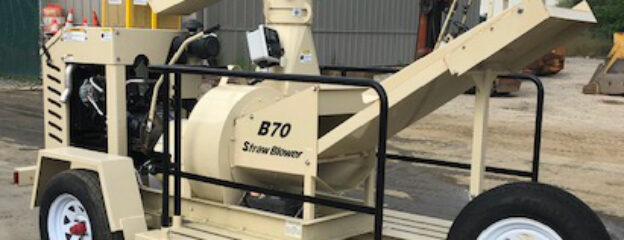 2017 Finn B-70T Straw Blower